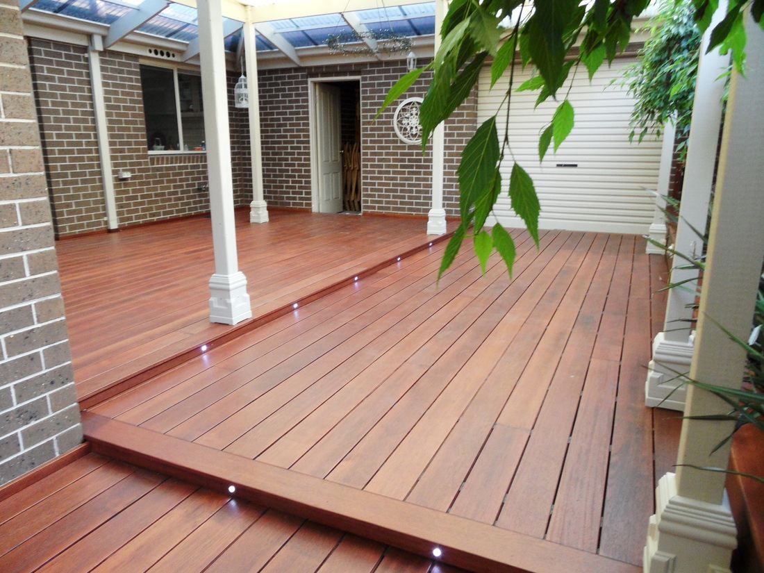 Sydney timber hardware for Hardwood timber decking